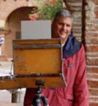 Kirk McBride   Tutor at Tuscany in the Frame Italian Workshops